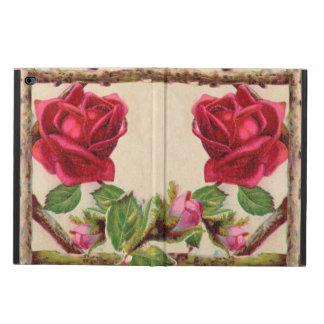 Antique Rustic Roses Vintage Flower