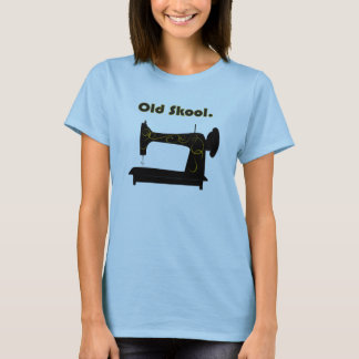Antique Sewing Machine Shirt
