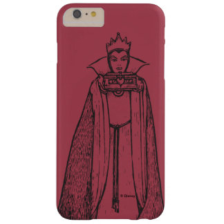 Antique Snow White | Queen Barely There iPhone 6 Plus Case