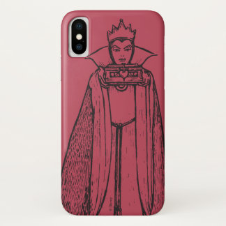 Antique Snow White | Queen Case-Mate iPhone Case