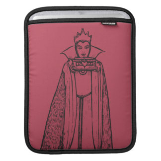 Antique Snow White | Queen iPad Sleeve