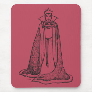 Antique Snow White | Queen Mouse Pad