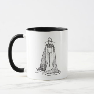Antique Snow White | Queen Mug