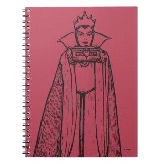 Antique Snow White | Queen Notebook