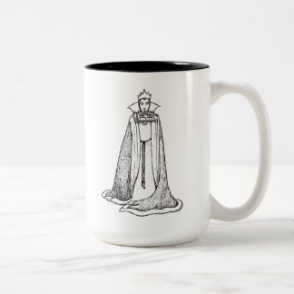 Antique Snow White | Queen Two-Tone Coffee Mug