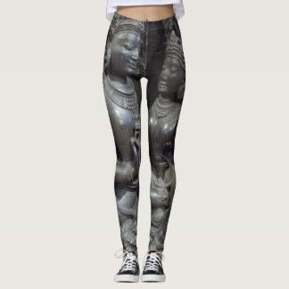 Antique Statue Leggings