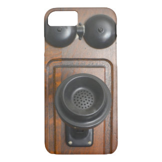Antique Telephone iPhone Case