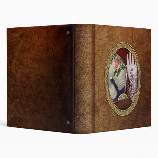 Antique - The finer things in life 3 Ring Binders