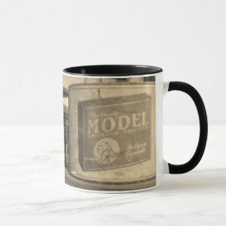 Antique Tin Mug