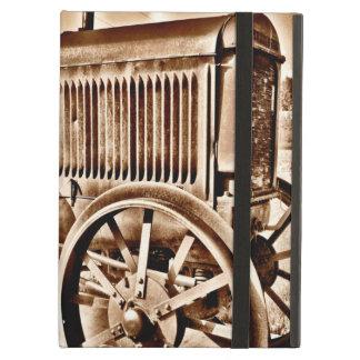Antique Tractor Farm Equipment Classic Sepia Case For iPad Air