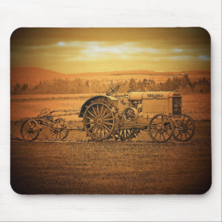 Antique Tractor Mouse Pad