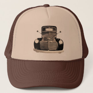 Antique Truck Baseball Style Hat / Cap