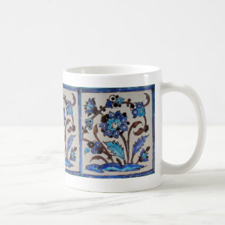 Antique Turkish Tile Coffee Mug