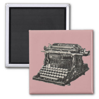 Antique Typewriter Magnet