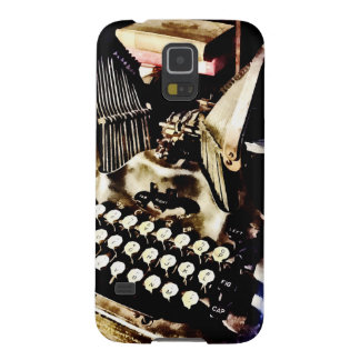 Antique Typewriter Oliver #9 Galaxy S5 Cover