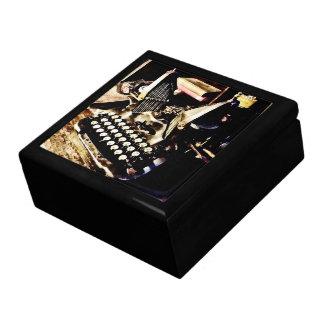 Antique Typewriter Oliver #9 Gift Box