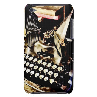 Antique Typewriter Oliver #9 iPod Touch Cases