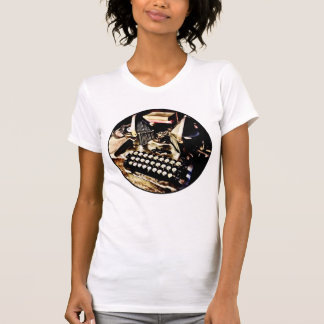 Antique Typewriter Oliver #9 T-Shirt