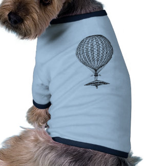 Antique UFO Balloon 1 Dog Tee