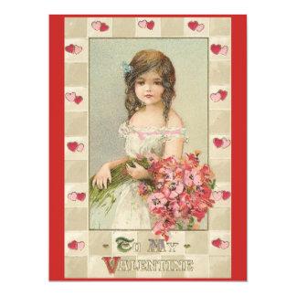 Antique Valentine's Day Card