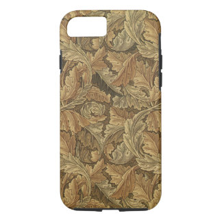 Antique Victorian William Morris Leaf Leaves iPhone 7 Case