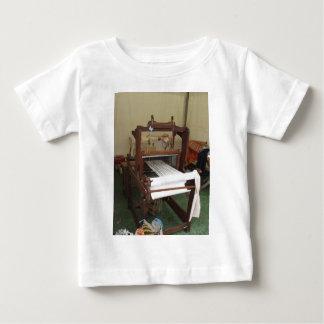 Antique vintage spinner machine working baby T-Shirt
