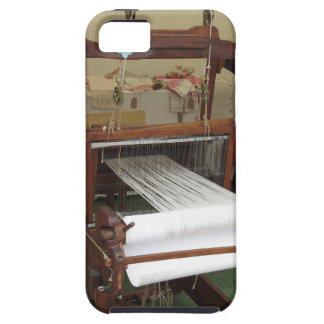 Antique vintage spinner machine working case for the iPhone 5
