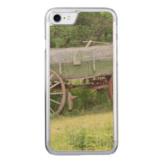 Antique Wagon Carved iPhone 8/7 Case