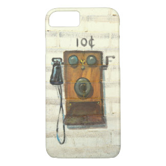 antique wall phone iphone case