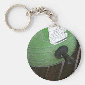 Antique Washing Machine keychain