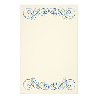 Antique Wedding Stationery Paper