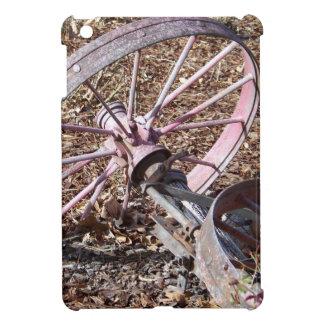 Antique Wheel iPad Mini Covers