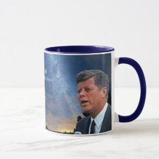 Antique White House Mug