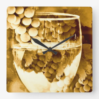 Antique Wine Art Gifts Wallclock