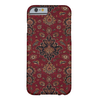 Antique Wine Persian Carpet iPhone 6 case