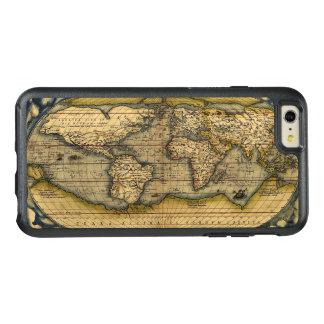 Antique World Map OtterBox iPhone 6/6s Plus Case