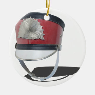 AntiqueBandHat061315.png Ceramic Ornament