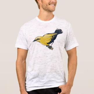 Antiqued Oriole Bird T-Shirt