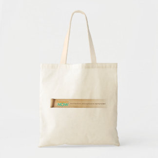 AntiquityNOW Banner Budget Tote