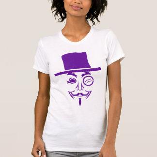 AntiSec Anonymous Hacker Logo Shirt