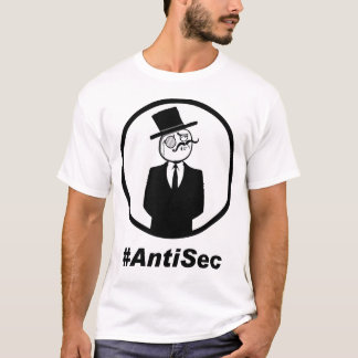 #AntiSec LOGO - W T-Shirt