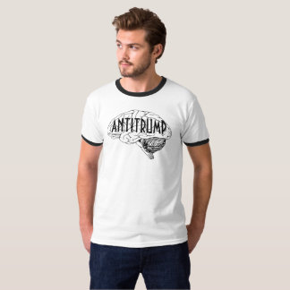 AntiTrump Brain T-Shirt