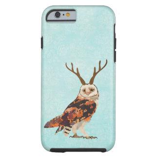 ANTLER AMBER OWL TOUGH iPhone 6 CASE