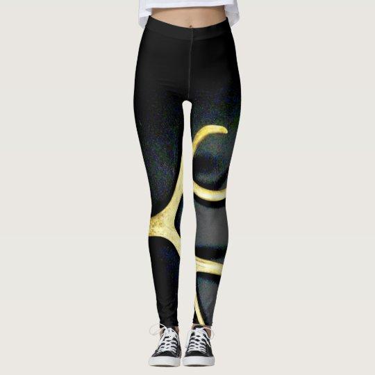 Antler Colour Leggings