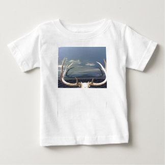 Antlers Baby T-Shirt