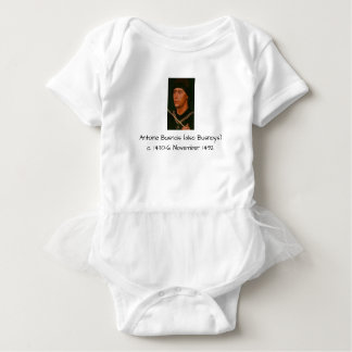 Antoine Busnois also Busnoys Baby Bodysuit