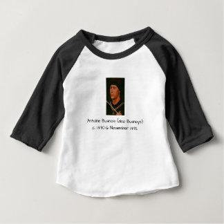 Antoine Busnois also Busnoys Baby T-Shirt