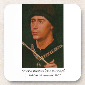 Antoine Busnois also Busnoys Coaster
