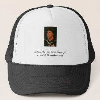 Antoine Busnois also Busnoys Trucker Hat