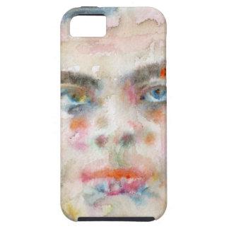 antoine de saint exupery - watercolor portrait case for the iPhone 5